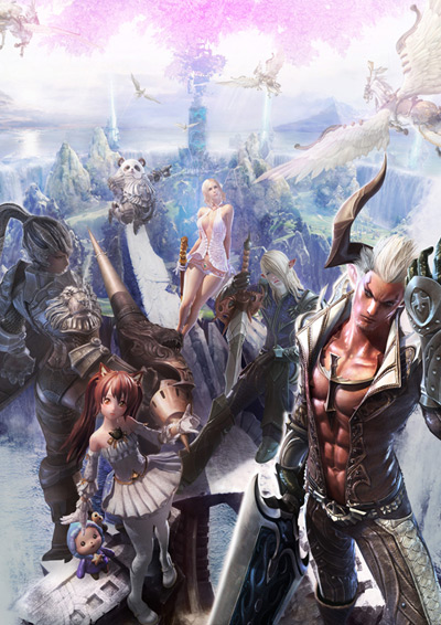 Об игре TERA: The Exiled Realm of Arborea